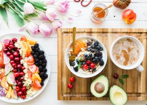 Bien manger sainement