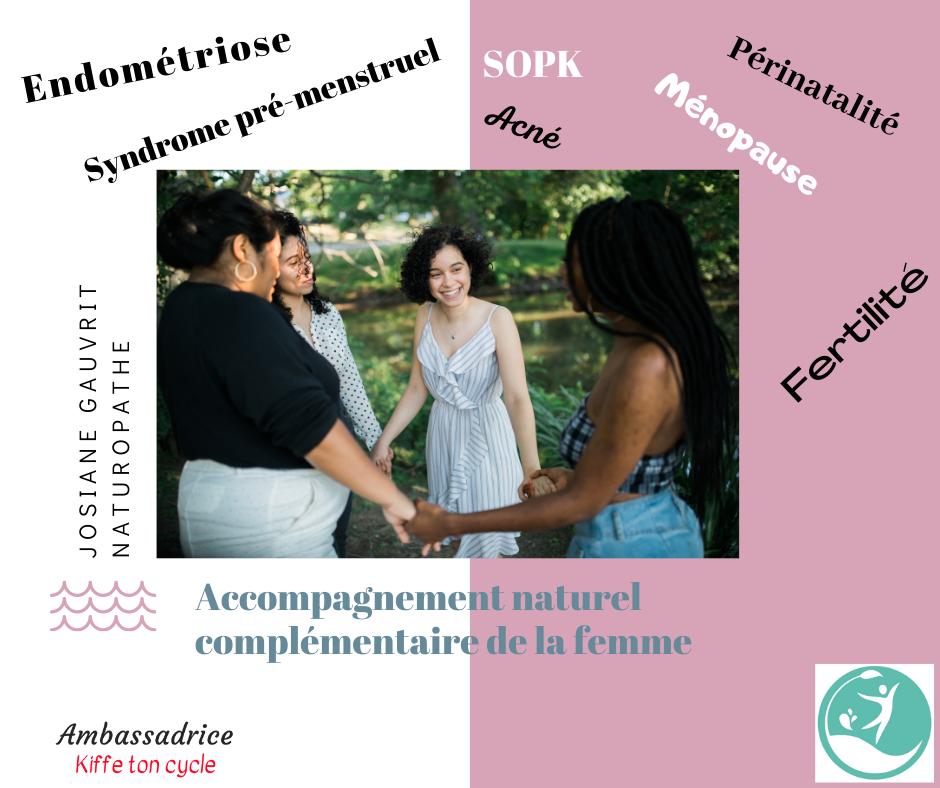naturopathe, santé naturelle de la femme